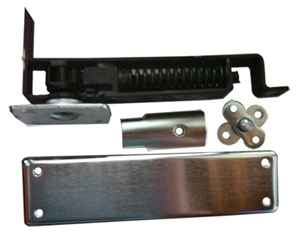 Bommer 7813HD Double Acting Floor Hinge Heavy Duty Up To 150 Saloon Cafe Butlers Pantry Doors