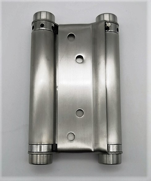 """GT 130-3-6""""-3209 Double Acting Gate Stainless Steel Hinge-Priced @ 2 each"""