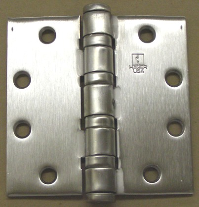 Hager BB1199 Stainless Steel Hinges