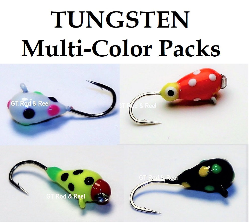TUNGSTEN Multi-Color Packs