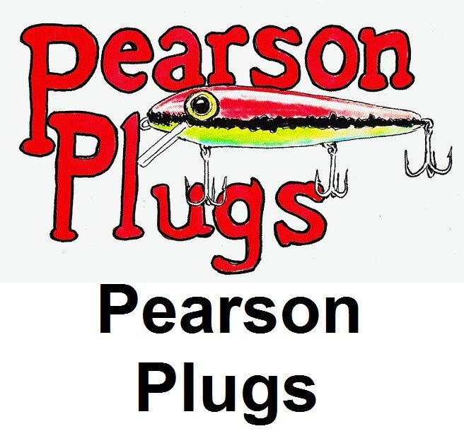 Pearson Plugs-All Lures Are Currently with us on the Winter Show Circuit