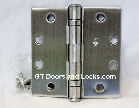 Hager 1191 Stainless Steel Hinges