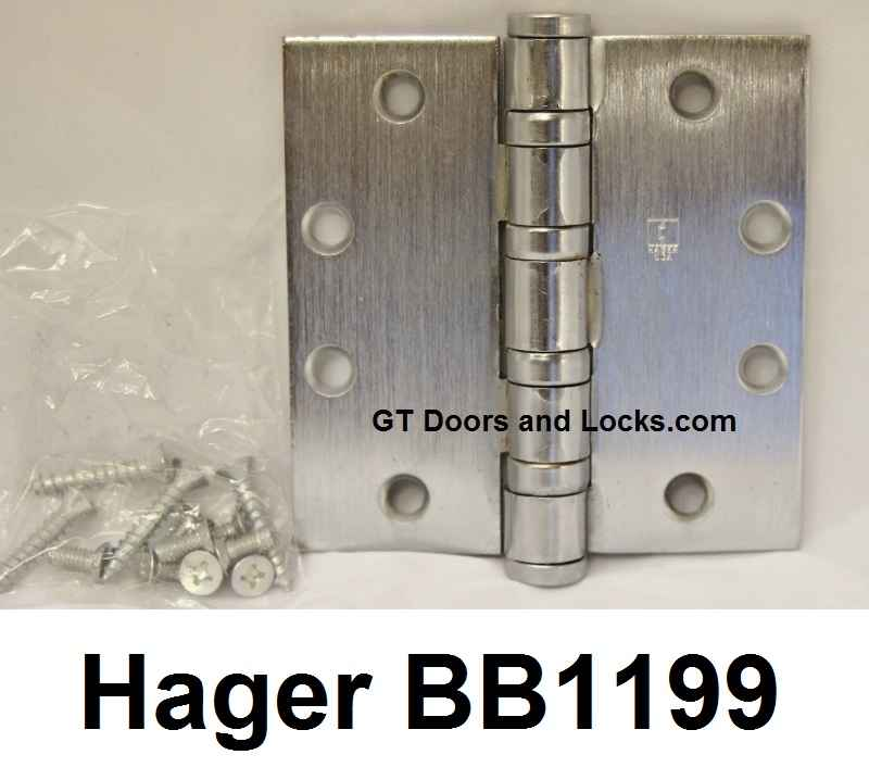 Hager Hinges BB1199 Heavy Duty Commercial Non Ferrous Hinge