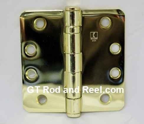 "Hager RCBB1279 1/4"" Radius Ball Bearing Hinges"