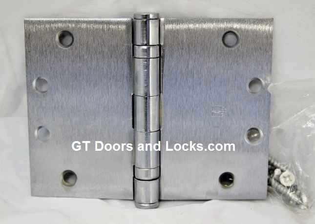 """Hager Wide Throw Hinges Ball Bearing*********** WT BB 1279 4-1/2"""" x 6"""""""