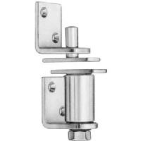 Bommer 7512 Non-Hold Open Louver Door Steel Gravity Pivot Saloon, Cafe door