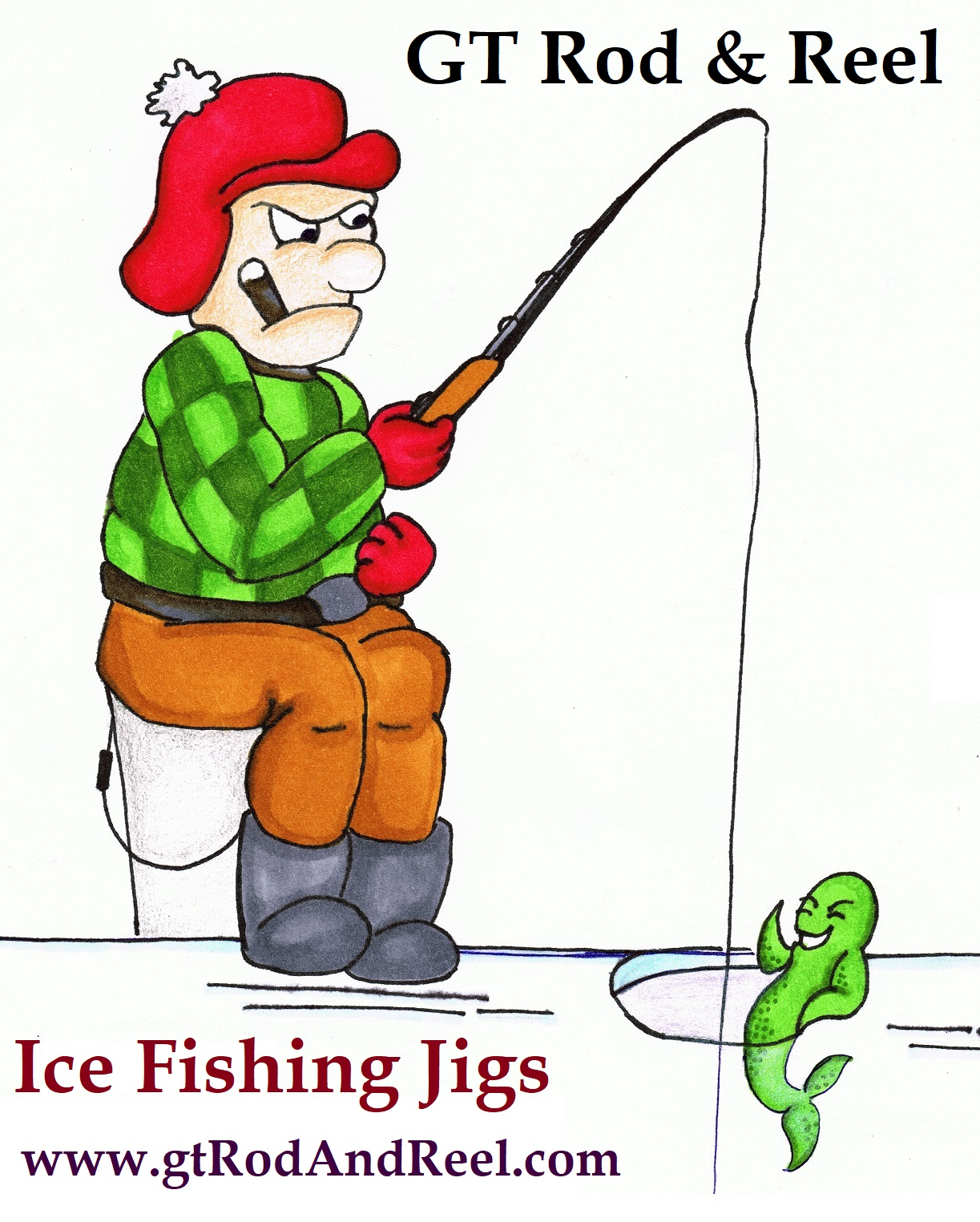 GT Ice Fishing