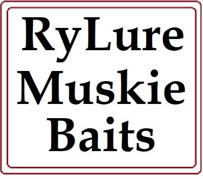 RyLure Muskie Baits