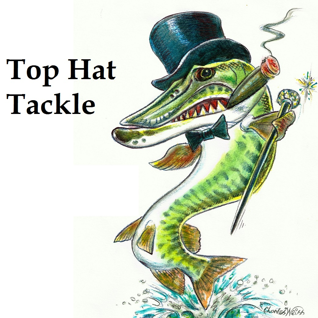 Top Hat Tackle Lures