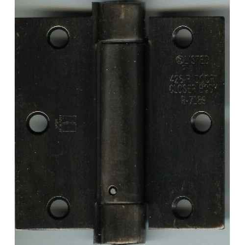 Hager Hinges 1250 Square Corner USb Oil Rubbed Bronze 3.5 x 3.5