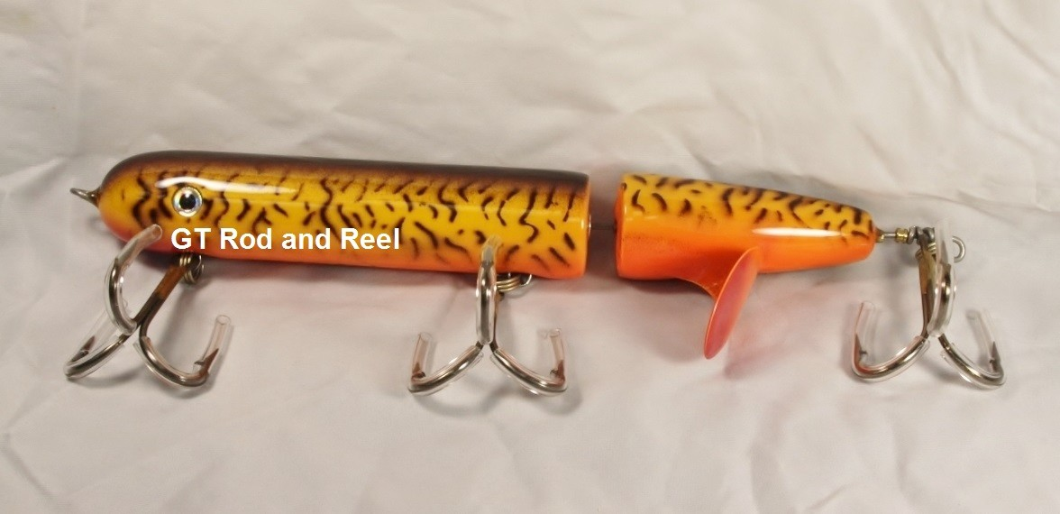 AHL Lac Seul Medium Orange Tiger