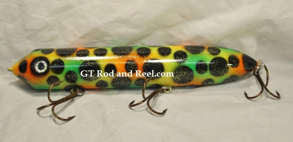 "Water Moccasin 10"" Fire Leopard"