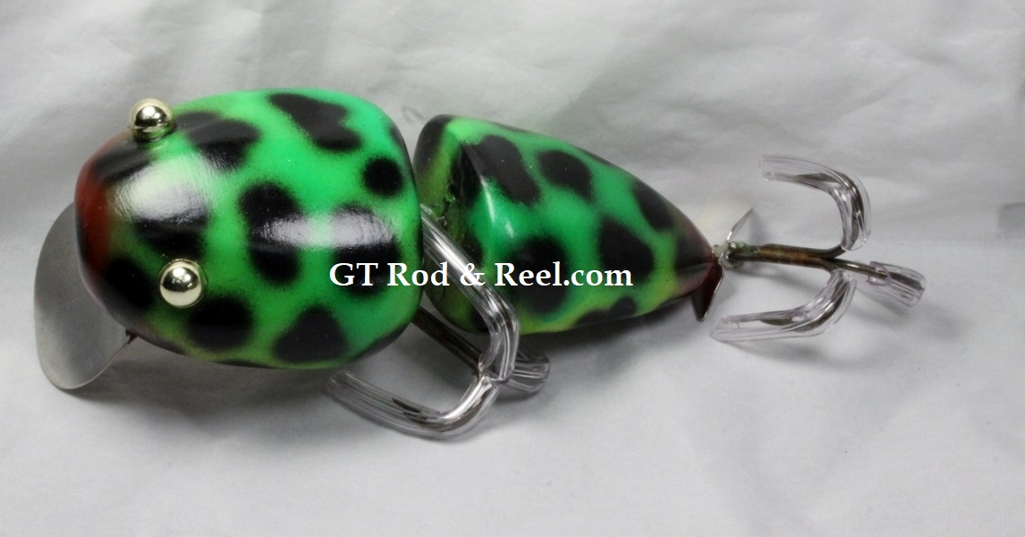 "Nimmer Swimmer 5"" Wolly Pog Spring Frog"