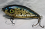 """Hughes River Musky Bait 5"""" Panfish Igniter Color; Yellow Crappie"""