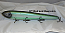 """Smuttly Dog Baits Lures 15"""" Big """"H""""  Musky Glide Bait  Color: Turquoise Cisco"""