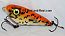"Smuttly Dog Baits Lures 4"" Drop Belly, Color; Orange Crappie"