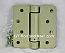 "Hager Hinges 1751 1/4"" Radius USp Primed Paint Coat 4"" x 4"" 426r r7189 Self Closing Hinge"