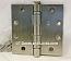 "Hager Hinges BB1279 NRP 4.5"" x 4.5"" US15 Satin Nickel"