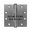 "Hager Hinges BB1279 NRP 5""(ht.) x 4.5"" US26d Satin Chrome"