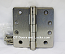 "Hager RC1279 Hinge 1 Each 4"" x 4"" 1/4"" Radius Hinges US15 Satin Nickel"