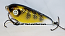 "Smuttly Dog Baits Lures 4"" Drop Belly, Color; Walleye"