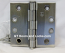 "Hager Hinge 1191 Full Mortise Ball Bearing Hinge 4"" x 4"" US32d Satin Stainless Steel"