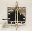 BB1279-US26-4.5x4.5 w/ Steeple Tips Polished Chrome