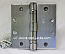 "Hager Hinge BB1191 NRP Full Mortise Ball Bearing  Hinge 5"" x 5"" Non Removable Pin US26d Satin Chrome"