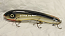 "Hughes River Musky 8"" Enchanter Bait Color; Silver Cisco"