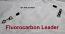 """50 LB EZ Clip Fluorcarbon Leader 4"""""""