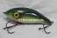"""Hughes River Musky Bait 5"""" Panfish Igniter Color; Emerald Shad"""