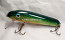"""Pearson Plugs 6"""" Minnow Shallow Diving with Hatchet Trailer Color, Grass Carp"""