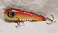 "Smuttly Dog Baits Lures 5"" Stubby C, Color; Bloody Mary"