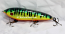 "Smuttly Dog Baits Lures 5"" Minnow, Color; Fire Tiger"