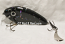 "Pearson Plugs 5"" Rattling Super Shallow Shad with Hatchet Trailer, Kaleidoscope"