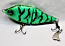 """DODO 6"""" Double Swimmer with Stinger Tail; Tiger Musky"""