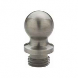 Ball Tip Finial Antique Nickel