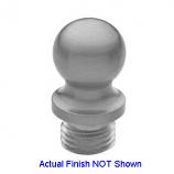 Ball Tip Finial Polished Chrome