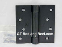 "Hager Hinges 1750 Square Corner US10B Oil Rubbed Bronze 4"" x 4"" 426r r7189 Self Closing Hinge"