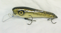 "Smuttly Dog Baits 6"" Troller/Crankbait Color Rock Bass"