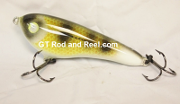 "Smuttly Dog Baits Lures 5"" Drop Belly, Color; Wisconsin Walleye"