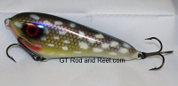 """Smuttly Dog Baits Lures 5"""" Drop Belly, Color; Northern"""
