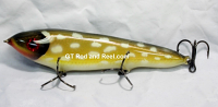 """Smuttly Dog Baits Lures 7"""" Minnow, Color; Norther Pike"""