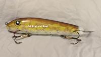"Pearson Plugs 8"" ATV Color, Golden Walleye"