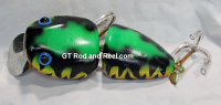"Nimmer Swimmer 5"" Wolly Pog Fire Frog"