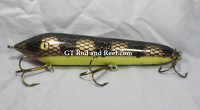 "Muskie Safari Mr. Automatic 8"" Count-Down Glide Bait Flowage Walleye"