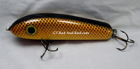 "Pearson Plug 6"" Fat boy Glider Color, Candy Carp"