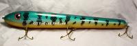 """Pearson Plug 14"""" Wide Glide Color  Emerald Smallie"""