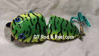 """Nimmer Swimmer 5"""" Wolly Pog Tiger Fire"""