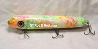 """Pearson Plug 8"""" Wide Glide Color Neon Nightmare"""